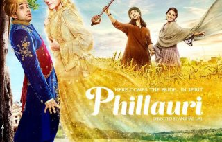 Phillauri Movie Poster 2- India Release 2017