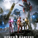 Power Rangers Movie Poster - India Release 2017