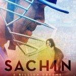 Sachin- A Billion Dreams Movie Poster 2- India Release 2017