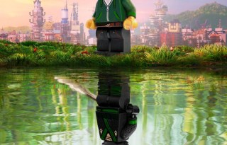 The LEGO Ninjago Movie Poster 3 - India Release 2017