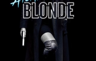 Atomic Blonde Movie Poster - India Release 2017