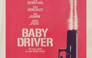 Baby Driver Movie Poster - India Release 2017