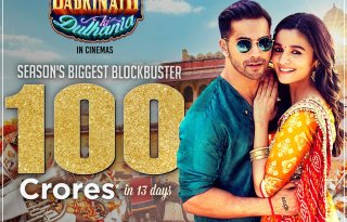 Badrinath Ki Dulhania Enters in 100 Crore Club
