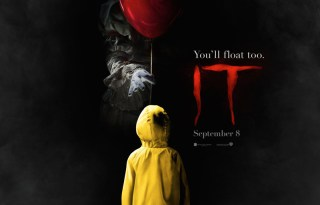 IT Movie Poster - India Release 2017