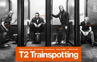 T2 Trainspotting Movie Poster - India Release 2017