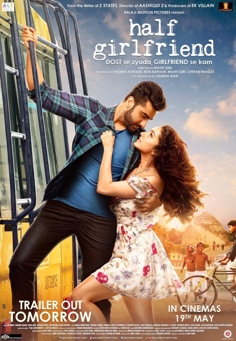 Half Girlfriend Trailer Out !