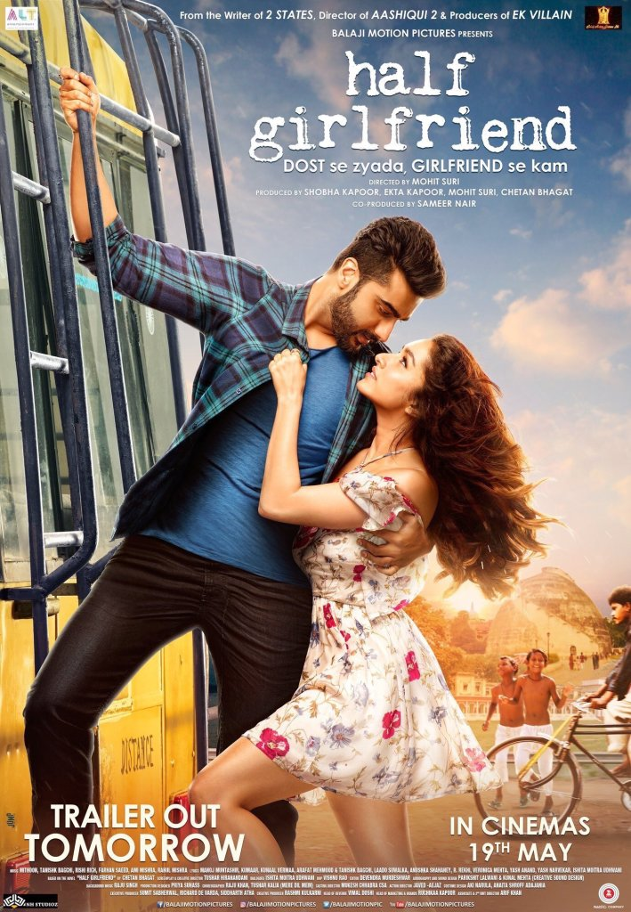 Half Girlfriend Movie Poster 2 - India Release date