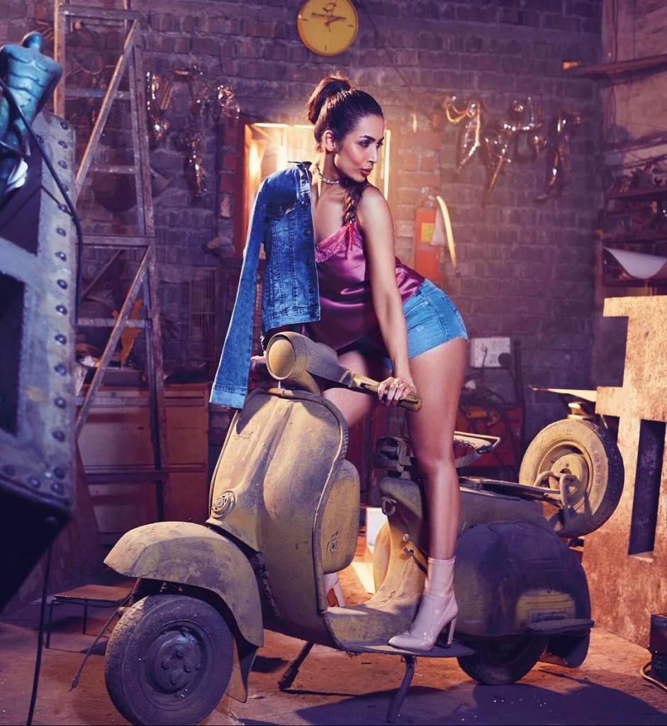 Malaika Arora and Amrita Arora Photoshoot for Hi! Blitz Magazine India March-April 2017 Image 4