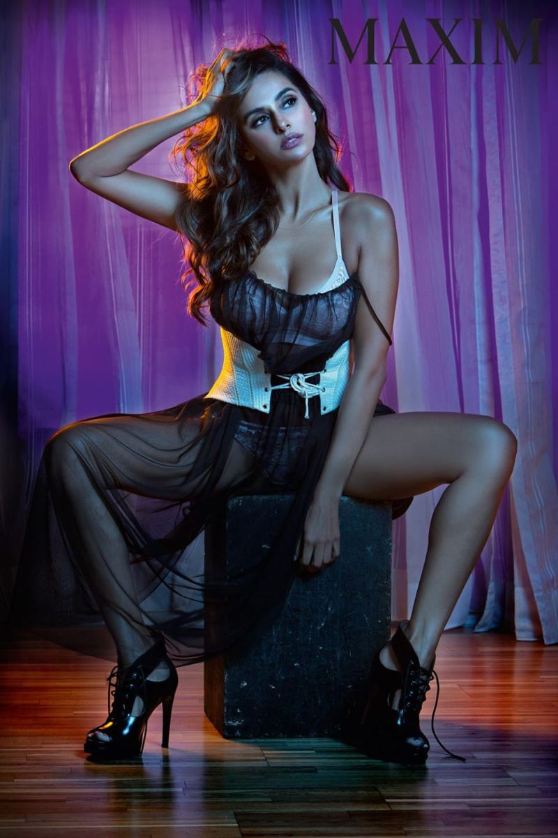 Shibani Dandekar Photoshoot for Maxim India Magazine April 2017