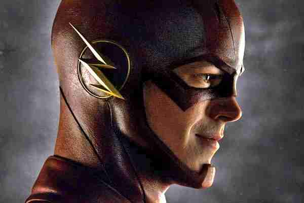 First Look At THE FLASH In Costume