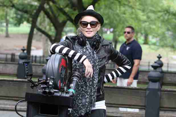 madonna directs again
