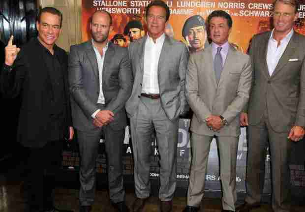expendables photocall 2 2130812