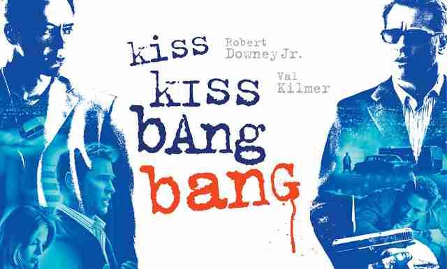 Where's KISS KISS BANG BANG 2?