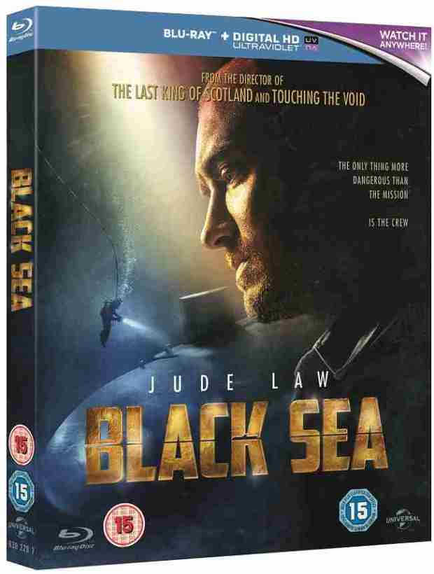 Black Sea 3D packshot