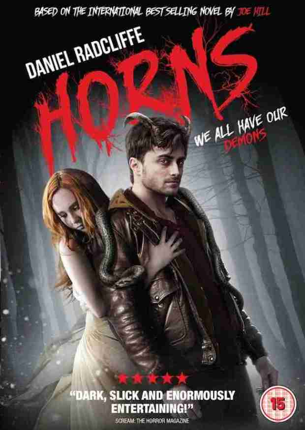 Horns-dvd-review