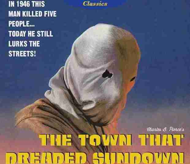 Blu-ray Review: 1976's THE TOWN THAT DREADED SUNDOWN Came Before