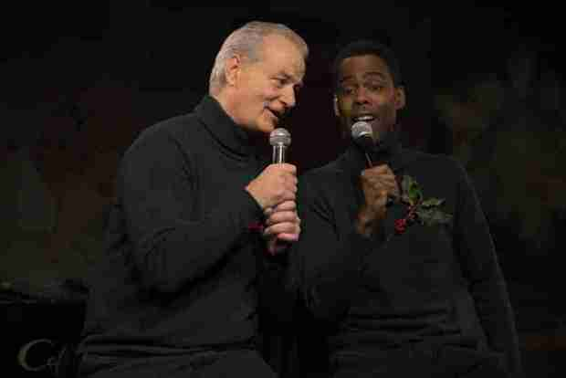 A-Very-Murray-Christmas-Bill-Murray-Chris-Rock