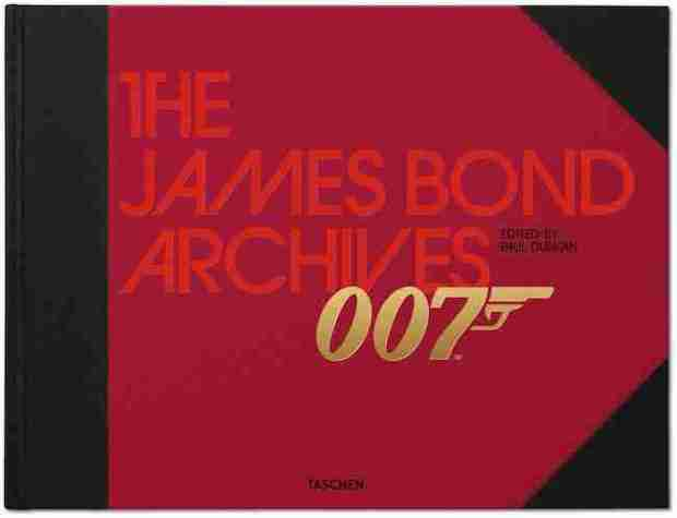 the-james-bond-archives-review