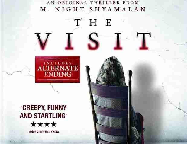 Blu-ray Review: M NIGHT Shyamalan's THE VISIT: It's Not A
