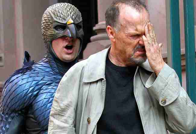 Birdman Becomes The Vulture In SPIDER-MAN: HOMECOMING