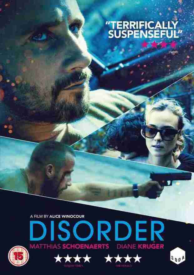 Disorder-competition