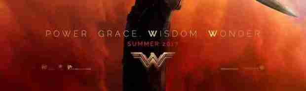 Check Out This New WONDER WOMAN Poster
