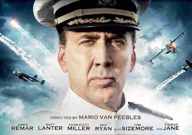 DVD Review: Nicolas Cage Steers U.S.S. INDIANAPOLIS: MEN OF COURAGE Through Choppy Waters