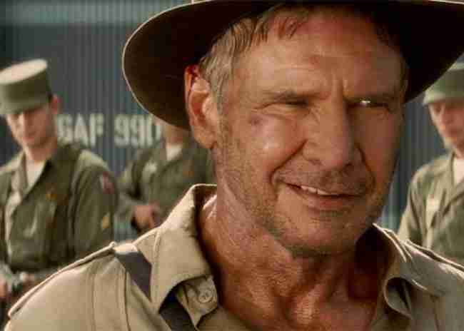 INDIANA JONES 5 Shoots In April 2019. We Could All Be Dead By Then!