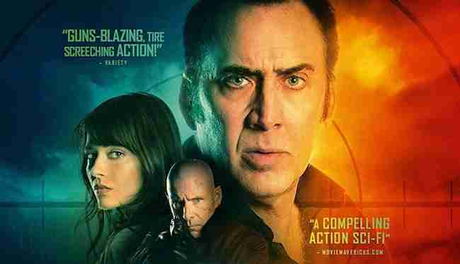 Blu-ray Review: Nicolas Cage Dials It Back And Goes On The Run In THE HUMANITY BUREAU