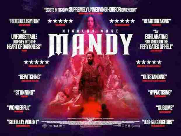 Resultado de imagen de MANDY POSTER