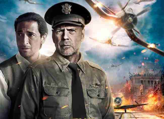 Competition: Win THE BOMBING Starring Bruce Willis & Adrien Brody On DVD