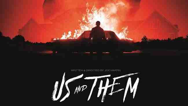 Review: US AND THEM Does Home Invasion Tarantino-style
