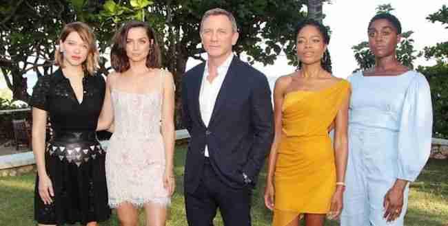 Cast Revealed For JAMES BOND 25