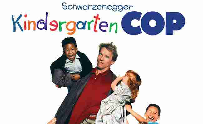 Competition: Win KINDERGARTEN COP 1 & 2 On Blu-ray