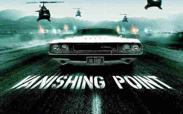 Blu Ray Review Vanishing Point Is A Fuel Injected 70s Drama
