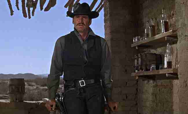 Lockdown Viewing Recommendation: James Garner Is Wyatt Earp In John  Sturges' HOUR OF THE GUN - Movies In Focus
