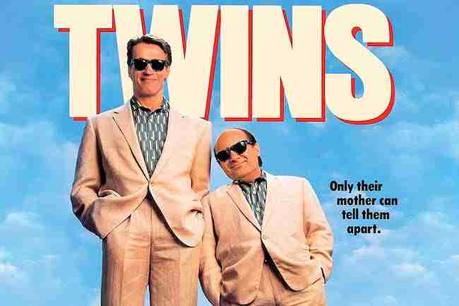 Competition Win Arnold Schwarzenegger Danny Devito Comedy Twins On Blu Ray Movies In Focus