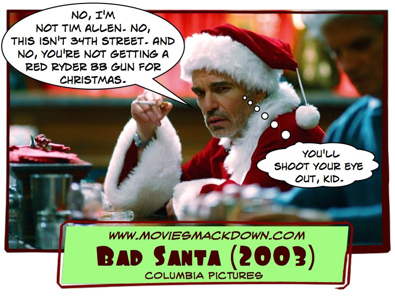 Bad Santa Quotes Funny QuotesGram