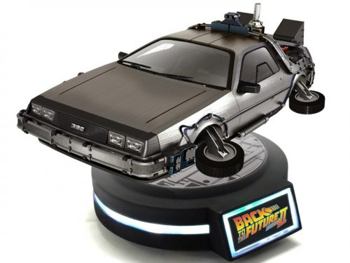 3db9f89d 24f5 4087 a855 73b5bea5427a 500x375 DeLorean Toy | Magnetic Levitating DeLorean | BigBadToyStore