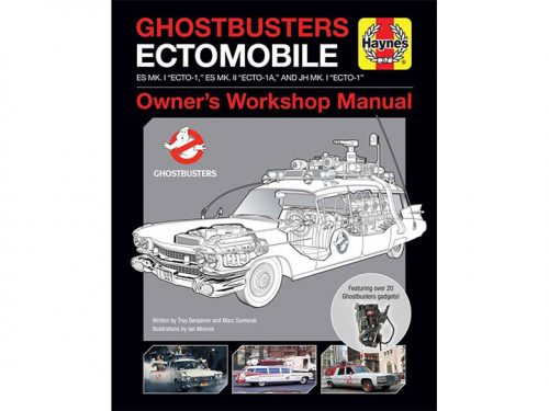 be82ca77 0410 4ec9 bd11 ab2ea2043ae3 500x375 Ghostbusters: Ectomobile Owners Workshop Manual