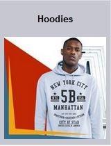 Hoodies & Hooded Tops department