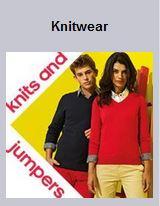 Knitwear department