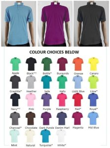 Clergy Polo 26 colours
