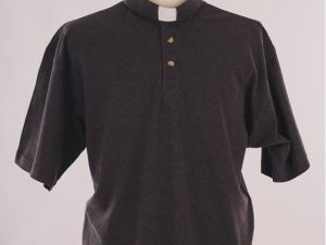 DryBlend Clerical Clergy Polo Shirt
