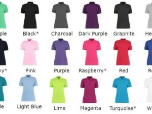choose from 18 colours