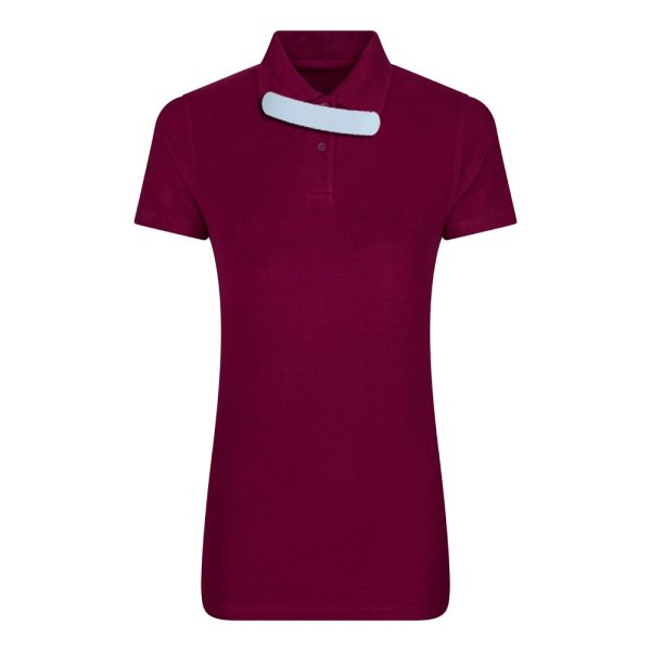 Ladies Fit Summer Clerical Polo Shirt
