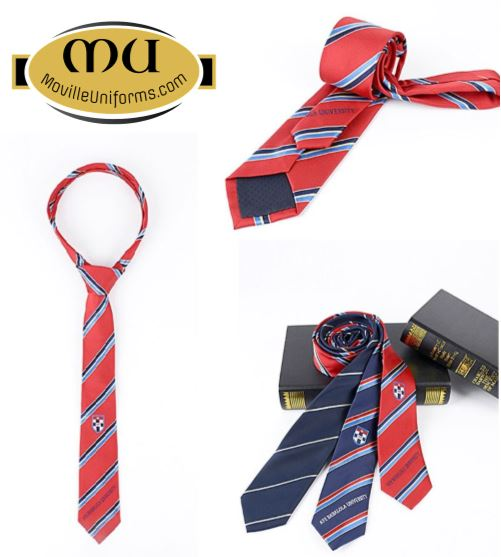 Custom Club Ties