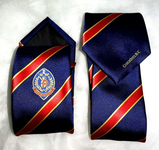 Personalised Club Ties