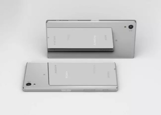 Carcasa de cristal del Sony Xperia Z5 Premium