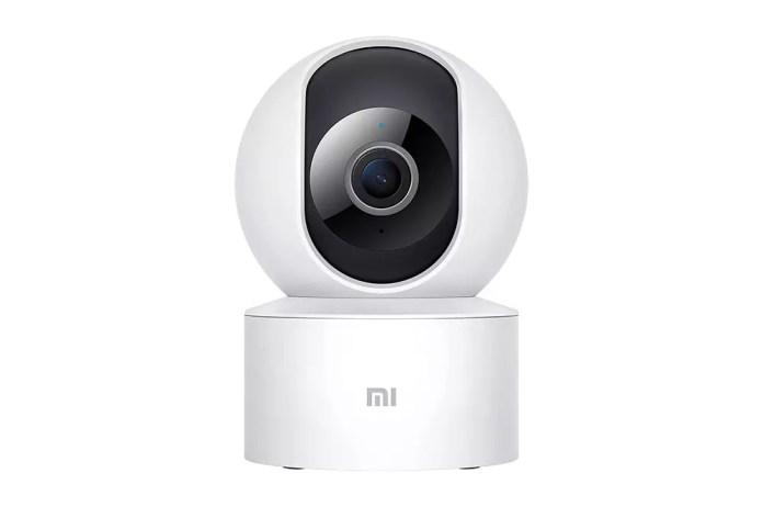 Xiaomi baby surveillance camera